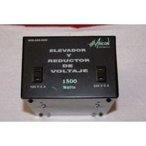 Convertidor Voltaje 110 220v 1500w Elevador Reductor Voltaje
