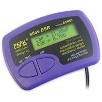 Atlas Esr60 Capacitometro Y Medidor De Esr Capacitor Tester