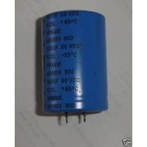 Capacitor 5600uf 80v 105ºc