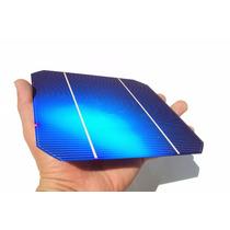 50 Celdas Solares Monocristalinas 0.55v 7 A