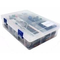Arduino Uno Kit Pro Ultimate + Libro De Proyectos Pdf