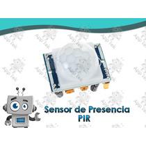Sensor Pir Hc-sr501, Arduino, Mecatrónica, Robótica