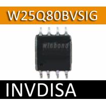 Integrado Bios Winbond W25q80bvssig W25q80 25q80 25q80bvsig