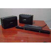Bose 102 Sistema De Altavoz Int /ext Ideal Para Negocios 25w