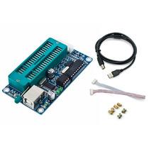 Programador Pic K150 Incluye Cable Usb Icsp Separadores