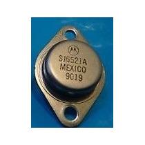 Transistores De Reemplazo Analógico Sj6521a