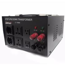 Convertidor De Voltaje 20,000 Watts Ac 110/120/220/240v