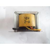 Transformador De Voltaje De 18v-2a