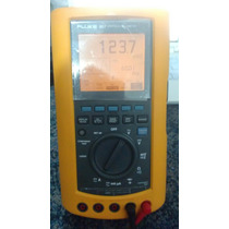 Multimetro Grafico Fluke 867 Cuidado V/c