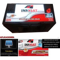 Baterias Libre Mantenimiento Acido-plomopara Paneles Solares