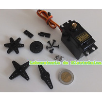 Servomotor Mg995 Torque 13kg/cm A 4.8v