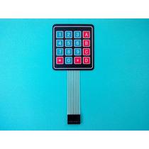 Teclado Matricial 4x4, Arduino, Raspberry Pi, Electrónica