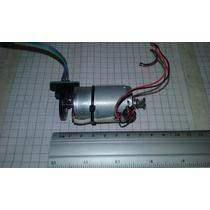 Motor Con Encoder 6..12vcd, Encoder De 20 Pulsos/rev. 5vcd