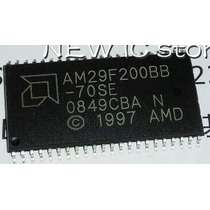 Memoria Flash Platina Nissan Am29f200bb-70se Am29f200bb