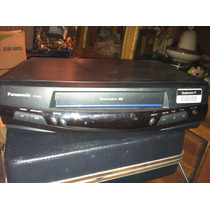 Videocassetera Vhs Panasonic Pv8200