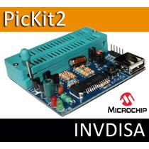 Programador Pickit2 Microcontroladores Pic Microchip