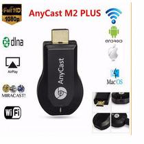 Google Chromecast 2.0 Hdmi Mediastream Modelo 2016 Tv Box