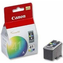 Cartucho Canon Cl-41 Color P/ip1300,1800,1900, Mp-140,190 06