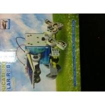 Robot Para Armar Solar Hágalo Usted Mismo Kit Electr