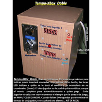 Temporizador Usb Doble Para Xbox Monedero