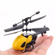 Mini Helicóptero A Control Remoto Ir Sofisticado Y Minusculo