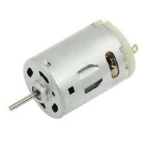 12v Dc 6000rpm Par Magnética Mini Motor Eléctrico Para Brico