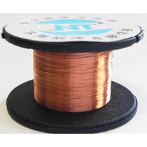 Alambre Para Conexiones En Celulares 0.1mm Diametro