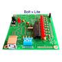 Kit Tarjeta Desarrollo Microcontrolador 18f2550 Pic