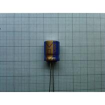 Capacitor Electrolitico 820uf 6.3v 105°c (5 Piezas) Fn4