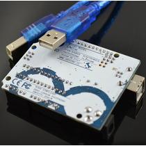 Tarjeta De Desarrollo Arduino Uno R3 Mega328p + Cable Usb