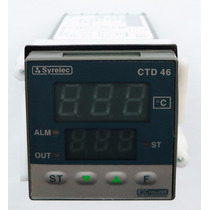Controlador De Temperatura Syrelec/crouzet Ctd4689422108