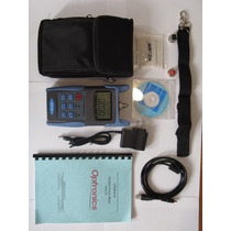 Medidor De Potencia Optico Avanzado P Fibra Optica Opem3216