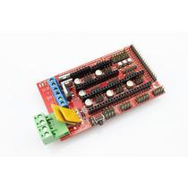 Tarjeta Ramps 1.4 Para Impresora 3d, Reprap, Arduino Mega