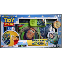 Toy Story Tapete Electronico Juego Buzzlightyear Vs Zurg