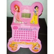 Computadora Marca Disney De Princesas, Como Nueva..!! Ganala