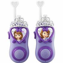 Princess Sofia Walkie Talkies (par)