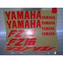 Calcomanias Yamaha Fz-16 Rojo Reflejante