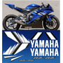 Stickers Calcomanias, Yamaha R6 2007