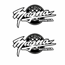 Sticker - Calcomania - Vinil - Honda Magna