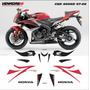 Calcomanias, Stickers Honda Cbr 600 Rr 2007-2009