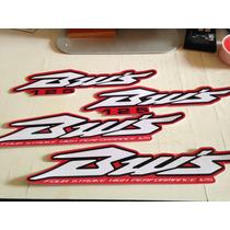 Calcomanias, Stickers Bws 125