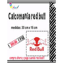 Calca Red Bull P/autos