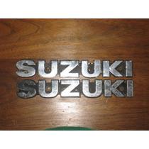 Emblemas Suzuki 80s