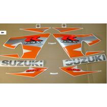 Suzuki 750 Mod 04- 2005 Calcamonias, Stickers,