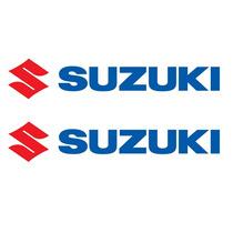 Sticker - Calcomania - Vinil - Logo Susuki
