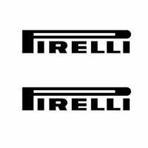 Sticker - Calcomania - Vinil - Logo Pirelli