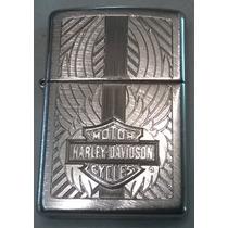 Encendedor Zippo Harley Davidson Wings Alas Grabadasl!!