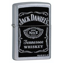 Encendedor Zippo Jack Daniels Tennesse Whiskey Nuevo!!!!