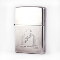 Encendedor Zippo 1998 A Weeks Trial
