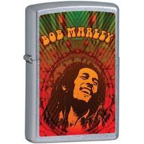 Encendedor Zippo Original Edición Bob Marley (sonrisa)